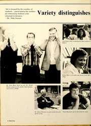 Page 8, 1988 Edition, University of Montana Western - Chinook Yearbook (Dillon, MT) online yearbook collection