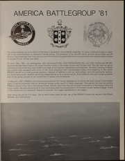 Page 15, 1981 Edition, Preble (DDG 46) - Naval Cruise Book online yearbook collection