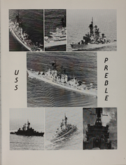 Page 11, 1984 Edition, Preble (DDG 46) - Naval Cruise Book online yearbook collection