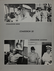 Page 6, 1984 Edition, Preble (DDG 46) - Naval Cruise Book online yearbook collection