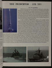 Page 7, 2003 Edition, Princeton (CG 59) - Naval Cruise Book online yearbook collection
