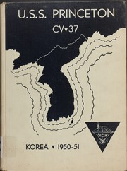 1951 Edition, Princeton (CV 37) - Naval Cruise Book