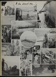 Page 16, 1954 Edition, Putnam (DD 757) - Naval Cruise Book online yearbook collection