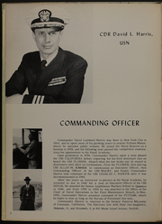 Page 8, 1954 Edition, Putnam (DD 757) - Naval Cruise Book online yearbook collection