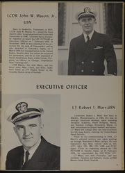 Page 9, 1954 Edition, Putnam (DD 757) - Naval Cruise Book online yearbook collection