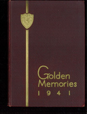 1941 Edition, Washington Missionary or Columbia Junior College - Memories Yearbook (Takoma Park, MD)