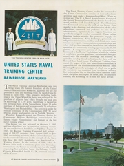 Page 17, 1956 Edition, US Naval Training Center - Compass Yearbook (Bainbridge, MD) online yearbook collection
