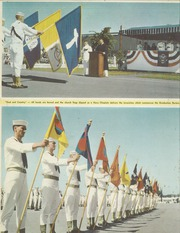 Page 2, 1956 Edition, US Naval Training Center - Compass Yearbook (Bainbridge, MD) online yearbook collection