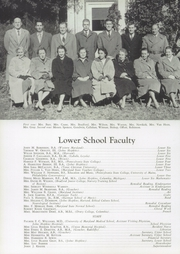 Page 10, 1955 Edition, Gilman School - Cynosure Yearbook (Baltimore, MD) online yearbook collection