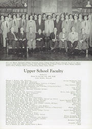 Page 11, 1955 Edition, Gilman School - Cynosure Yearbook (Baltimore, MD) online yearbook collection