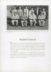 Page 12, 1955 Edition, Gilman School - Cynosure Yearbook (Baltimore, MD) online yearbook collection