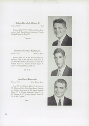Page 17, 1955 Edition, Gilman School - Cynosure Yearbook (Baltimore, MD) online yearbook collection