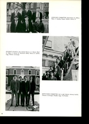 Page 12, 1967 Edition, Gilman School - Cynosure Yearbook (Baltimore, MD) online yearbook collection