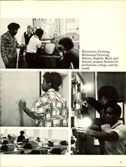 Page 17, 1974 Edition, Northwestern High School - Nor Wester Yearbook (Baltimore, MD) online yearbook collection