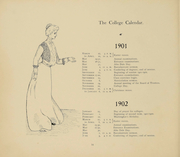 Page 15, 1902 Edition, Goucher College - Donnybrook Fair Yearbook (Baltimore, MD) online yearbook collection