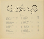 Page 7, 1902 Edition, Goucher College - Donnybrook Fair Yearbook (Baltimore, MD) online yearbook collection