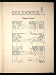 Page 105, 1918 Edition, Goucher College - Donnybrook Fair Yearbook (Baltimore, MD) online yearbook collection