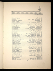 Page 107, 1918 Edition, Goucher College - Donnybrook Fair Yearbook (Baltimore, MD) online yearbook collection