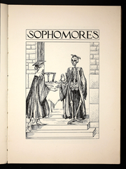 Page 95, 1918 Edition, Goucher College - Donnybrook Fair Yearbook (Baltimore, MD) online yearbook collection