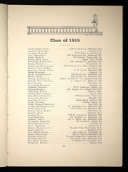 Page 97, 1918 Edition, Goucher College - Donnybrook Fair Yearbook (Baltimore, MD) online yearbook collection