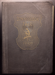 1926 Edition, Goucher College - Donnybrook Fair Yearbook (Baltimore, MD)