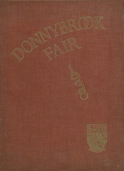 1938 Edition, Goucher College - Donnybrook Fair Yearbook (Baltimore, MD)