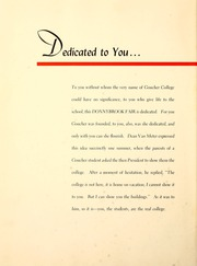 Page 12, 1941 Edition, Goucher College - Donnybrook Fair Yearbook (Baltimore, MD) online yearbook collection