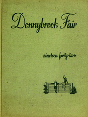 1942 Edition, Goucher College - Donnybrook Fair Yearbook (Baltimore, MD)