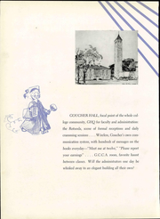 Page 16, 1945 Edition, Goucher College - Donnybrook Fair Yearbook (Baltimore, MD) online yearbook collection