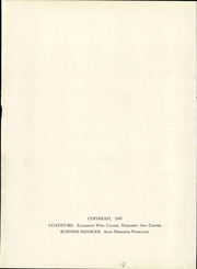 Page 7, 1945 Edition, Goucher College - Donnybrook Fair Yearbook (Baltimore, MD) online yearbook collection