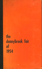 1954 Edition, Goucher College - Donnybrook Fair Yearbook (Baltimore, MD)