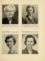 Page 14, 1954 Edition, Goucher College - Donnybrook Fair Yearbook (Baltimore, MD) online yearbook collection