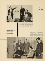Page 17, 1954 Edition, Goucher College - Donnybrook Fair Yearbook (Baltimore, MD) online yearbook collection