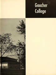 Page 4, 1954 Edition, Goucher College - Donnybrook Fair Yearbook (Baltimore, MD) online yearbook collection