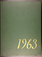 1963 Edition, Goucher College - Donnybrook Fair Yearbook (Baltimore, MD)