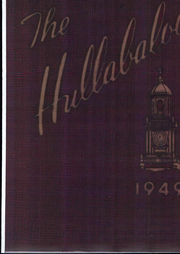 1949 Edition, Johns Hopkins University - Yearbook (Baltimore, MD)