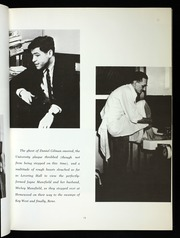 Page 17, 1962 Edition, Johns Hopkins University - Hullabaloo Yearbook (Baltimore, MD) online yearbook collection