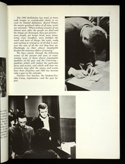 Page 9, 1962 Edition, Johns Hopkins University - Hullabaloo Yearbook (Baltimore, MD) online yearbook collection