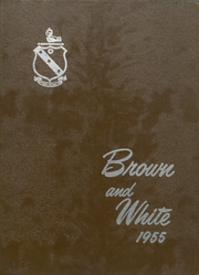 1955 Edition, Landon School - Brown and White Yearbook (Bethesda, MD)