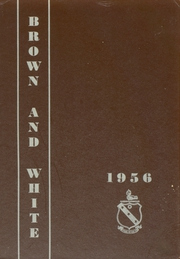 1956 Edition, Landon School - Brown and White Yearbook (Bethesda, MD)