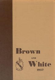 1957 Edition, Landon School - Brown and White Yearbook (Bethesda, MD)