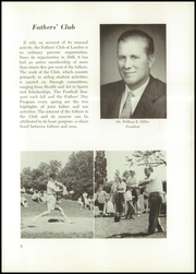 Page 13, 1959 Edition, Landon School - Brown and White Yearbook (Bethesda, MD) online yearbook collection