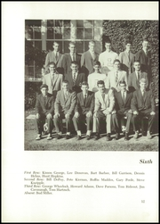 Page 16, 1959 Edition, Landon School - Brown and White Yearbook (Bethesda, MD) online yearbook collection