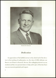 Page 9, 1959 Edition, Landon School - Brown and White Yearbook (Bethesda, MD) online yearbook collection