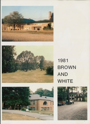Page 5, 1981 Edition, Landon School - Brown and White Yearbook (Bethesda, MD) online yearbook collection