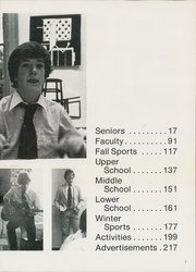 Page 7, 1981 Edition, Landon School - Brown and White Yearbook (Bethesda, MD) online yearbook collection