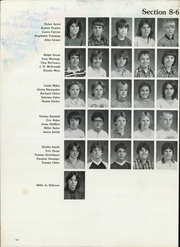 Page 16, 1984 Edition, Western Heights Middle School - Yearbook (Hagerstown, MD) online yearbook collection
