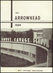 Page 5, 1954 Edition, Mount Savage High School - Arrowhead Yearbook (Mount Savage, MD) online yearbook collection