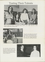Page 15, 1974 Edition, Mount Savage High School - Arrowhead Yearbook (Mount Savage, MD) online yearbook collection