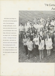 Page 6, 1974 Edition, Mount Savage High School - Arrowhead Yearbook (Mount Savage, MD) online yearbook collection